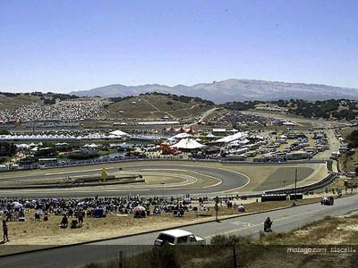 Yamaha soutient l'aménagement de Laguna Seca
