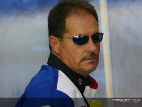 Dean Miller, fisioterapeuta del equipo Suzuki, comenta las exigencias del desierto