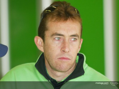 Garry McCoy joins Aprilia for last three races