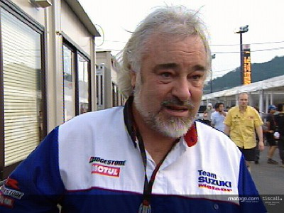 Taylor to step down from Suzuki