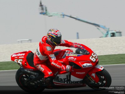Ducati happy with progress in Qatar