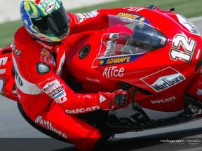 Ducati espera tener mejor suerte en Sepang