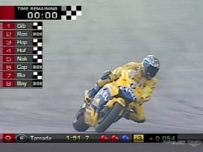 Tamada éclipse Rossi et Gibernau