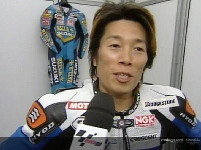 加賀山就臣:「ベストを尽くします」
