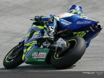 Gibernau cites chatter problems