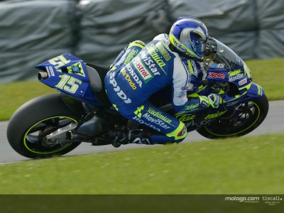 Gibernau admits Rossi strength