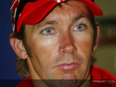 Bayliss non correrà con la Ducati