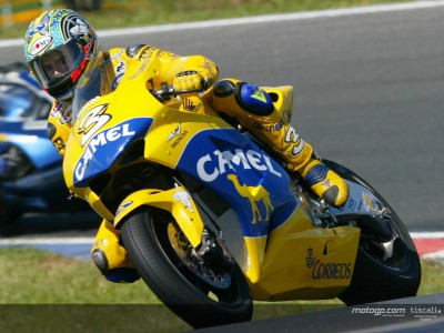Phillip Island challenge for tyres