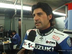 Gregorio Lavilla geht zurück zur MotoGP Aktion