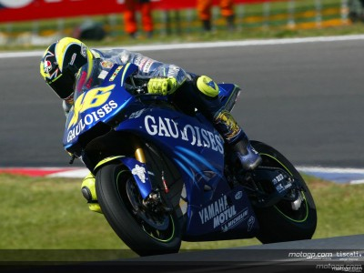Rossi satisfied with early progress