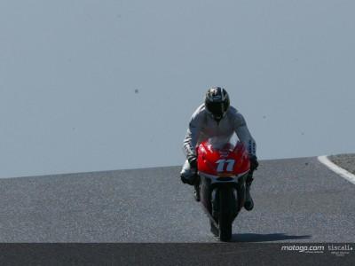 Differing fortunes for d´Antin Ducati pair