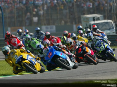 La FIM confirme le calendrier MotoGP 2005