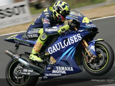Rossi vise un autre titre