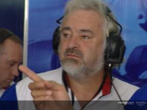 Denning a lezioni di team manager per la MotoGP