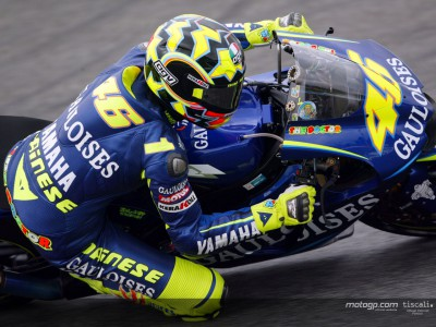 Rossi voted best ever