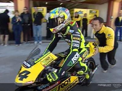 Lorenzo comanda l´armata spagnola a Valencia