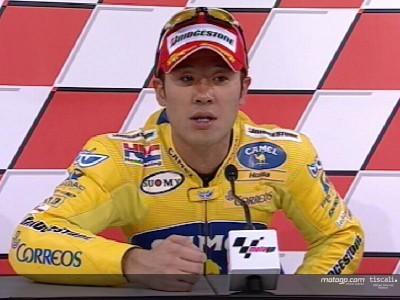 玉田誠、3度目のトップグリッド