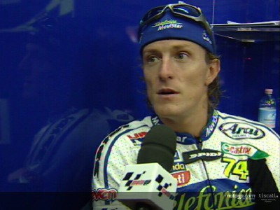 Gibernau blames bad tyre choice