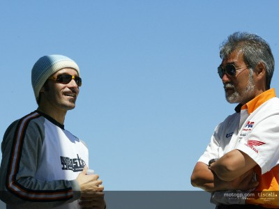 Biaggi returns to HRC duty at Valencia