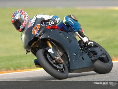 Rossi beeindruckt von der neuen M1