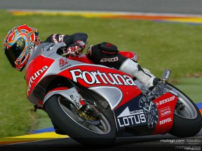 Lorenzo and Barberá conclude debut test