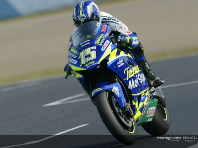 Gibernau looking for direction from HRC