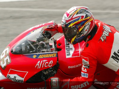 Ducati Marlboro switch to Bridgestone
