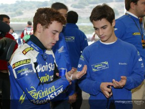 Pedrosa enjoys final round of Movistar Cup