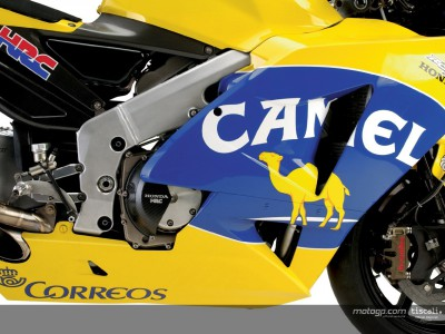 Bayliss and Barros confirmed by Camel Honda