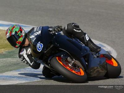 Tamada to race for Konica Minolta Honda
