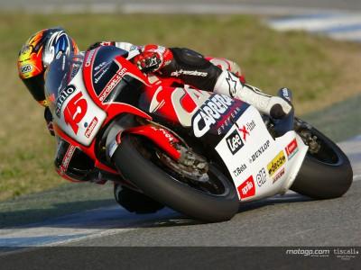 Si conclude il test a Jerez per la quarto di litro