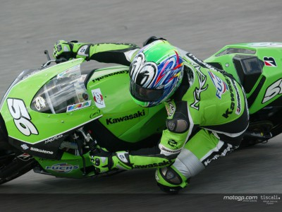 Kawasaki Define 2005 Objectives Motogp