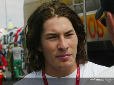 Hayden comenta el test en Jerez