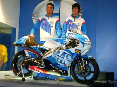 Ultime notizie da Bologna: Corsi guiderà un´Aprilia nella 250cc