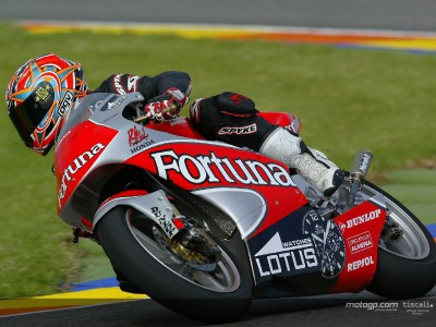 Barberá: 'I'm feeling better all the time on this bike'