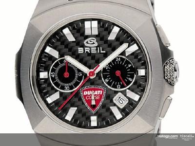 Breil apresenta relógio Capirossi