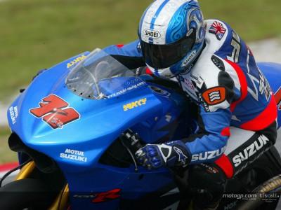 Kagayama gets WSB ride with Suzuki