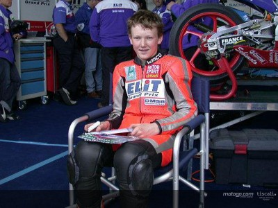 Hommel to line-up with Pirro in the Malaguti team