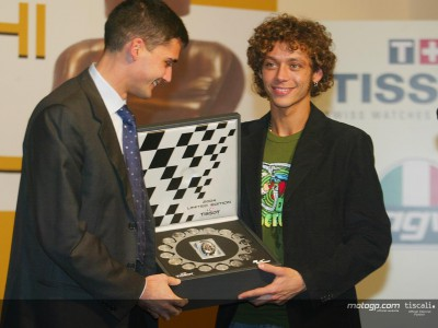 Golden Helmet awards given out at Bologna