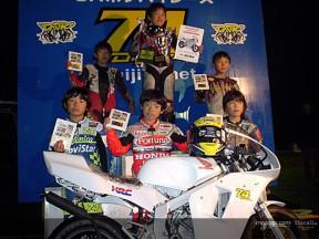 DAIJIRO CUPの04年シーズン閉幕