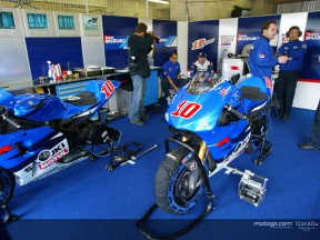 Paul Denning looks forward to life in MotoGP