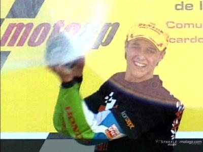 Lüthi lands Swiss sportsman award