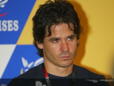 Alex Crivillé apoia Toni Elías em 2006