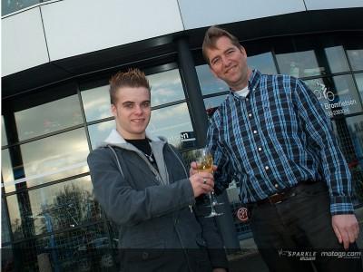Vincent and Litjens given Arie Molenaar nod