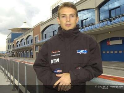 Guintoli wird 2006 mit Equipe GP de France weiter machen