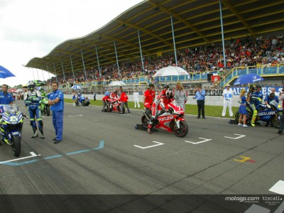Dutch TT tickets selling well