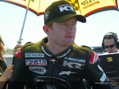 Kurtis Roberts to return to AMA