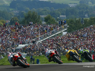 Sachsenring tickets selling at record pace