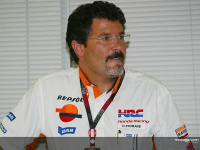 Fiorani bestätigt Priorität für Biaggi bei HRC