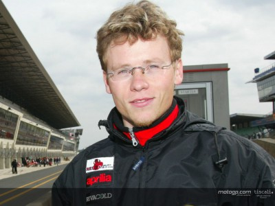 Jenkner looking forward to quarter-litre debut